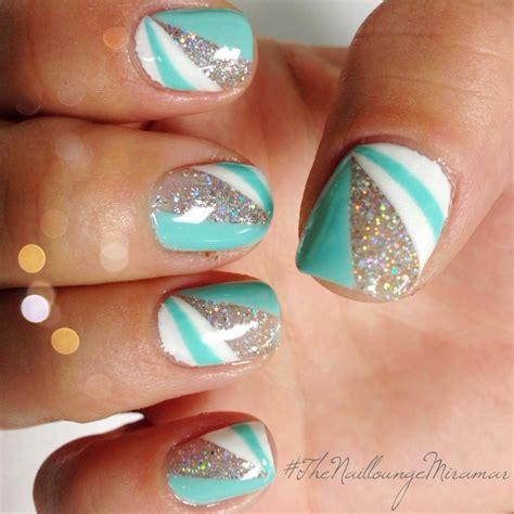 color block gel nail nail gel nail gel nails and nail