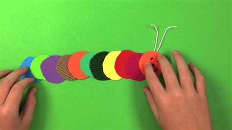 ideas for children to make ideas for children to make a caterpillar simple preschool