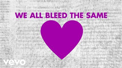 The Same mandisa bleed the same lyric ft tobymac kirk