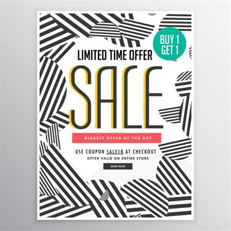 Moderne Plakat Vorlagen Moderne Modische Banner Design Konzept Verkauf Plakat Der Kostenlosen Vektor