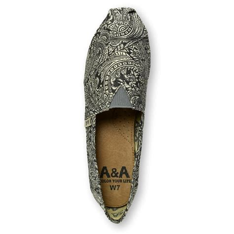 Henna Tattoo Ta | slip on shoes canvas for women black henna t a as a a