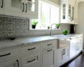 cement tile backsplash cement tile backsplash ideas pictures remodel and decor