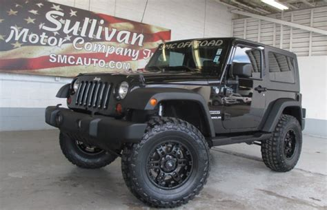 Used Jeep Wrangler 2010 2010 Used Jeep Wrangler 4wd 2dr Sport At Smc Offroad