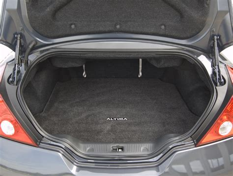 trunk space nissan altima 2013 nissan altima drive brown hairs