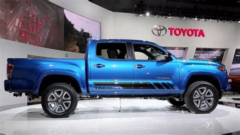 Hw 2017 078 Blue Toyota Road Truck toyota tacoma 2016 trd sport side stripe graphics decal ebay