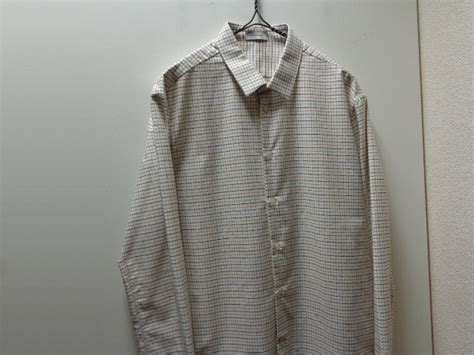 Sweater Balenciaga Import new balenciaga check pattern l s cotton shirts 新品 バレンシアガ