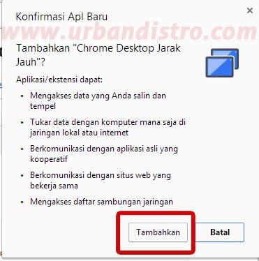 chrome jarak jauh cara remote pc menggunakan android dengan google chrome