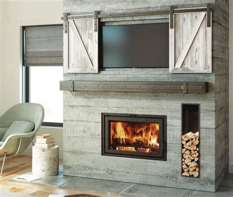 Fireplace Ambiance by Ambiance Elegance 36 Wood Fireplace Friendly Firesfriendly