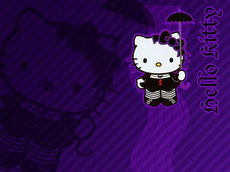 wallpaper hello kitty punk hello kitty images wallpapers hd wallpaper and background
