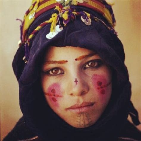 berber tattoos amazing from the atlas mountains of morocco