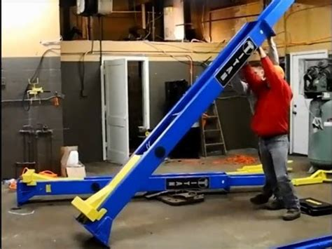 Carry Box Wheels 40 000 how to install a 9000 lb 2 post lift