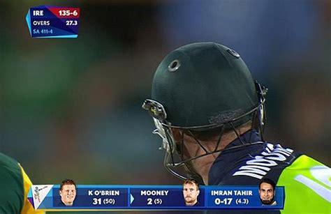 helmet design cricket australian players trial new helmet attachment cricket