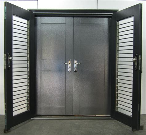 Metal Security Doors by Shinjin Heritage Lifestyle Quality Steel Security Doors