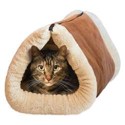 13 cuddly cat beds to keep your cat warm in winter