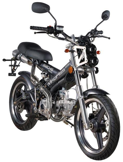 Sachs Motorrad Shop by Sachs Madass 125 Motorcycle