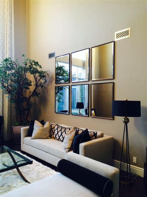 Framed Mirrors For Living Room by Frameco Living Room Framed Mirrors
