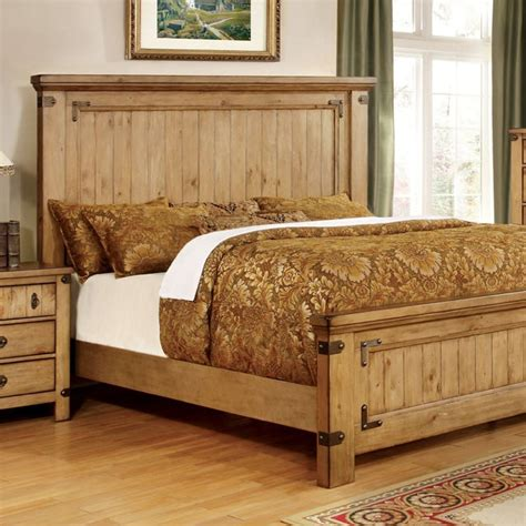 furniture  america pioneer bed