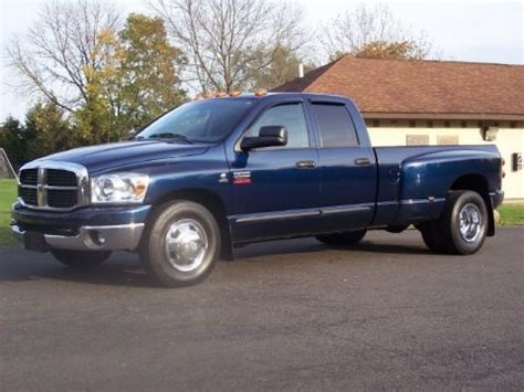 2007 dodge 3500 specs 2007 dodge ram 3500 slt cab dually data info and