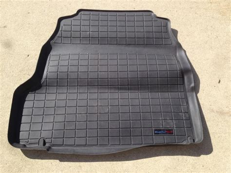 Cadillac All Weather Floor Mats by Weathertech All Weather Floor Mats Cargo Liner For 08 13