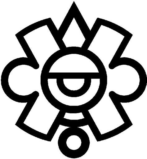 imagenes de simbolos aztecas y su significado s 237 mbolos precolombinos ollin puri2aprendiendovida