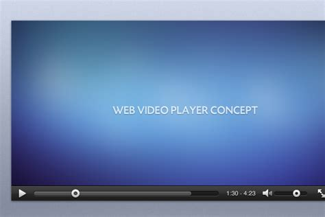 video player layout psd 44 freebie psd ui templates for video audio players