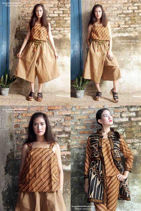 Blouse Batik Elegan Bbr 013 batik amarillis made in indonesia batik amarillis s ildiko indonesia