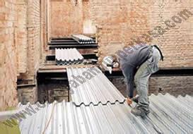Satuan Multiroof combideck 870 murah atap transparan atap translucent