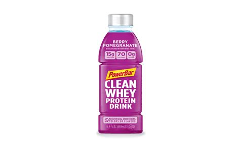 Juice Whey Protein Powerbar Clean Whey Protein Drink 2016 09 15 Beverage