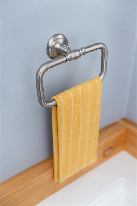bathroom hand towel hooks kid s bathroom pictures from diy network blog cabin 2016
