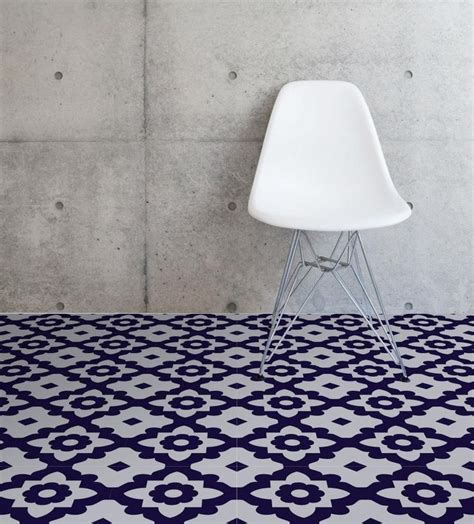 zelfklevende vloertegels vinyltegels casablanca van zazous self adhesive vinyl floortiles