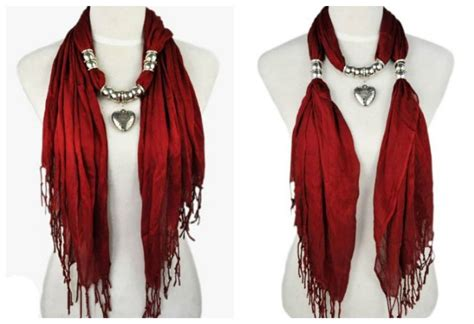 Pretty Scarves For pretty necklace scarf only 8 99 shipped