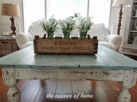 the essence of home coffee table makeover details and
