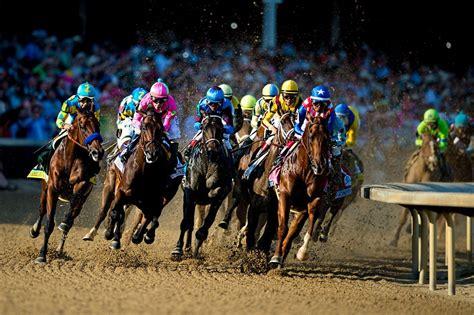 kentucky derby 2015 american pharoah wins a close race the new york times