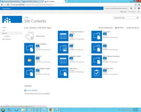 bharath tech update installing sharepoint server 2013 as
