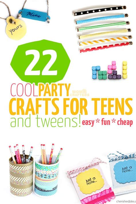 craft projects for tweens 22 cool crafts for and tweens washi