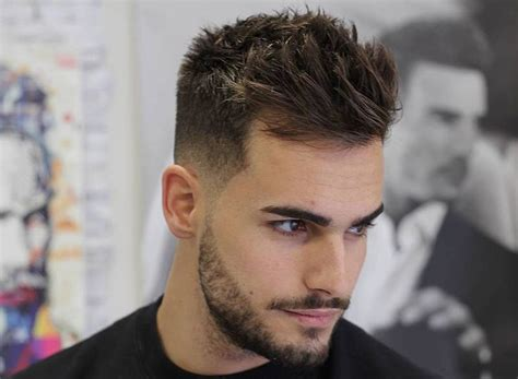 trendy hairstyle looks like a herringbone but with rubberbands men s hairstyles 2017 15 cool men s haircuts bound to get
