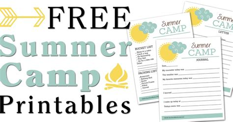 southern mom loves free summer c printables for kids