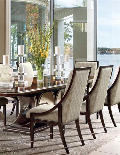 bolero collection transitional dining room los