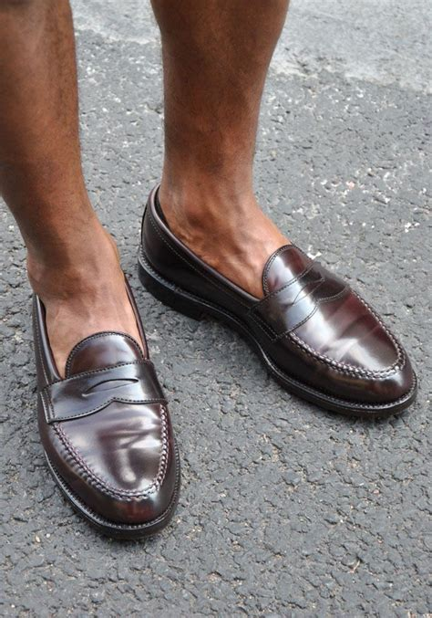 alden loafers cordovan loafers for and summer dress like a