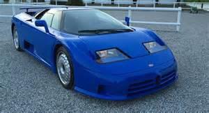 Bugatti Eb 110 For Sale Mighty Bugatti Eb110 Gt Is Offered For Sale
