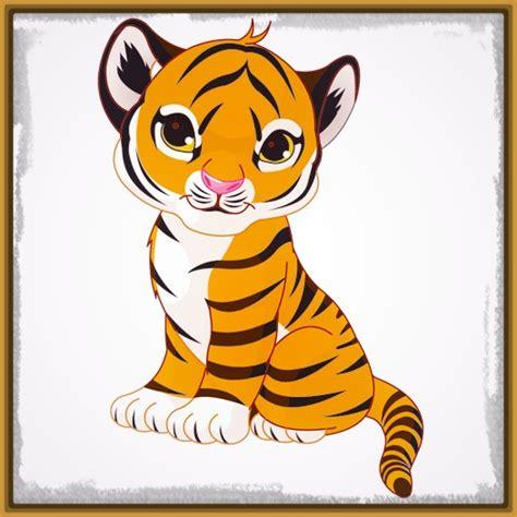 imagenes infantiles tigres dibujos de tigres para ni 241 os grandes imagenes de tigres