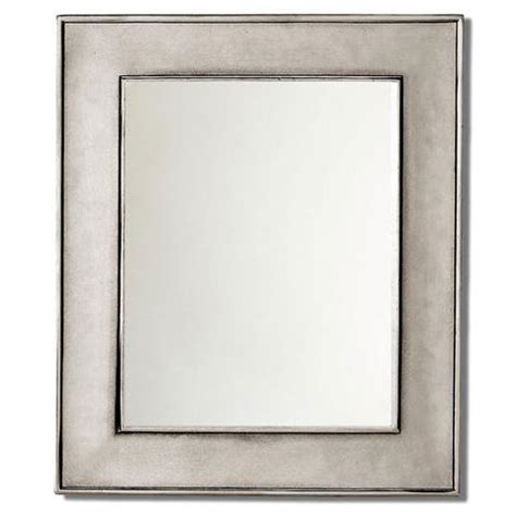 Bathroom Mirror Pewter Frame Solid Pewter Framed Mirrors Cosi Tabellini Home