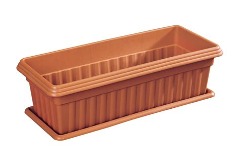 Rectangular Terracotta Planters by Rectangular Planters