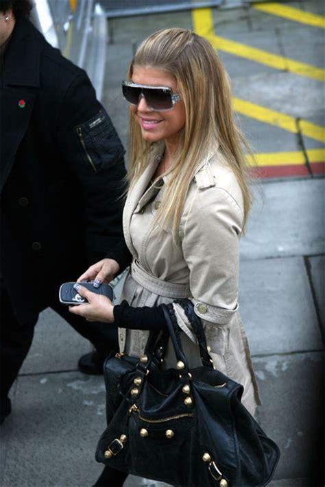 Fashion News Weekly Websnob Up Bag Bliss 2 by Fergie Style Hardware Balenciaga Handbag