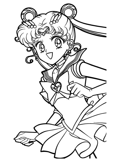 sailor moon coloring pages games sailormoon coloring pages