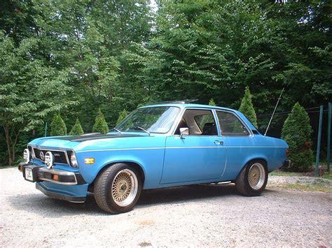 1974 buick opel 100 1974 buick opel 1974 buick opel advance color