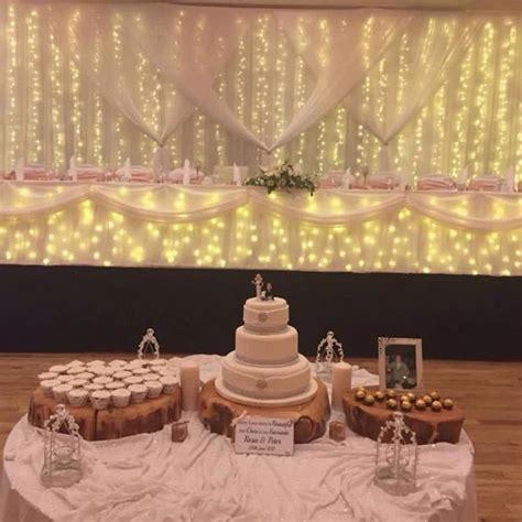 Wedding Backdrop Ireland by Light Backdrops Ireland Eventful