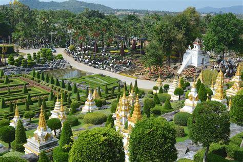 Nong Nooch Botanical Garden Pattaya Nong Nooch Tropical Botanical Garden