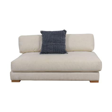 white single cushion sofa single cushion sofa 15 best ideas of one cushion sofas