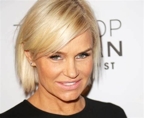 yolanda foster hair cut 260 curated hairstyles ideas by muellerkerri bobs